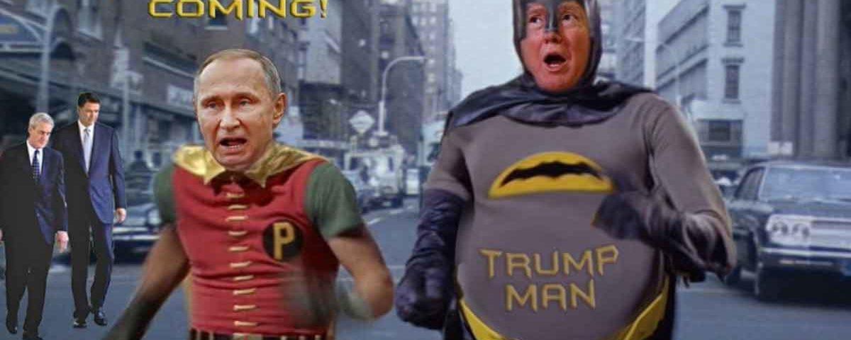 It's Mueller time!