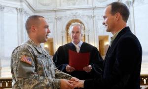 H. R. 1030, Veteran Spouses Equal Treatment Act.