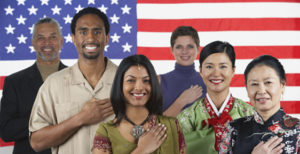 H. Res. 299, Expressing the sense of the House of Representatives that immigration makes the United States stronger.