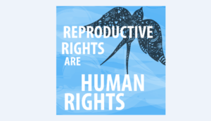 H. R. 1581, Reproductive Rights are Human Rights Act of 2019.