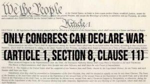 H. R. 2829, AUMF Clarification Act.