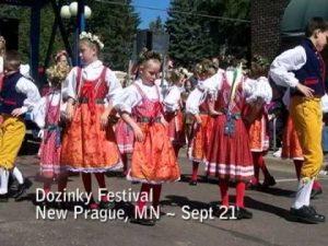 Dožínky® Festival and Classic Car Cruise. (New Prague) @ Main Street | New Prague | Minnesota | United States