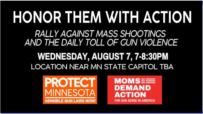 Honor Them With Action @ Near Mn Capitol | Saint Paul | Minnesota | United States