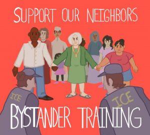 Stand with our Neighbors: MIRAC Bystander Training @ El Colegio High School | Minneapolis | Minnesota | United States