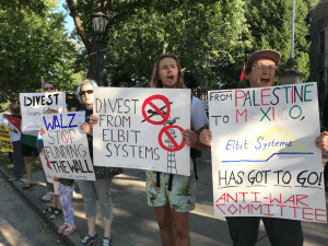 From Palestine to Mexico - Border Walls Have Got to Go! @ Minnesota Governor's Residence   Saint Paul   Minnesota   United States