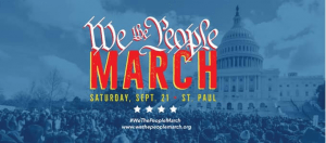 We The People March, Twin Cities, MN @ Summit Park | Saint Paul | Minnesota | United States