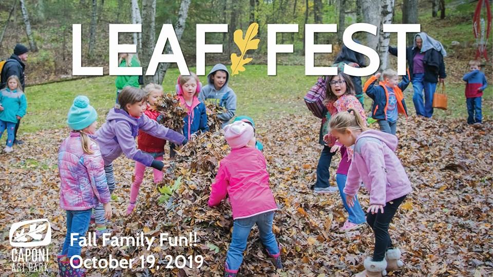 Leaf Fest @ Caponi Art Park | Eagan | Minnesota | United States