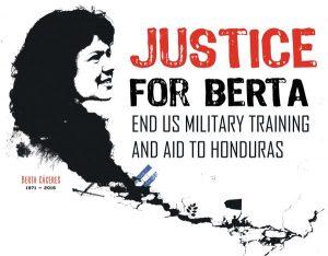 H. R. 1945, Berta Caceres Human Rights in Honduras Act.