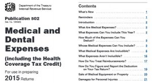 H. R. 2073, To amend the Internal Revenue Code of 1986 to permanently extend the 7.5 percent adjusted gross income floor for the medical expense deduction.