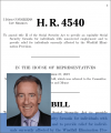 H. R. 4540, Public Servants Protection and Fairness Act.