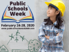 """H. Res. 862, Expressing support for the designation of the week of February 24 through February 28, 2020, as """"Public Schools Week""""."""