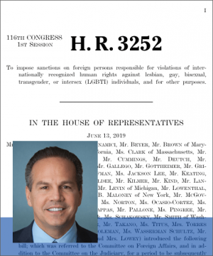 H. R. 3252, Global Respect Act.