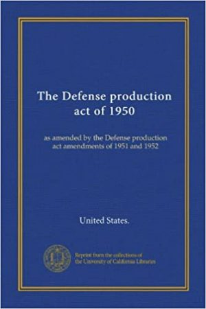 H. R. 6530, To require the President to report to Congress on certain authorities used under the Defense Production Act of 1950 and the Robert T. Stafford Disaster Relief and Emergency Assistance Act, and for other purposes.