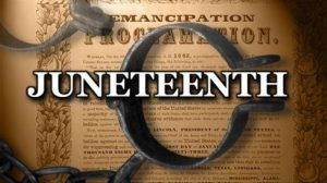 H. Res. 1001, Recognizing June 19, 2020, as this year's observance of the historical significance of Juneteenth Independence Day.