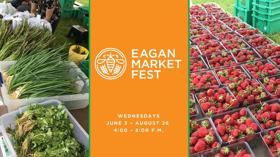Eagan Market Fest @ Eagan Festival Grounds | Eagan | Minnesota | United States