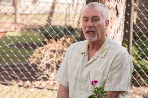 Jeff Ouellette, Debra's husband.