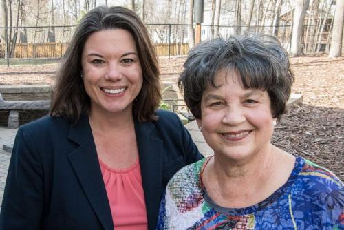 Angie Craig and Rep. Lois Frankel (FL21)
