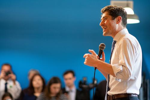 Minneapolis Mayor Jacob Frey