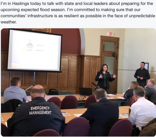 Hastings - Flood Management Discussion