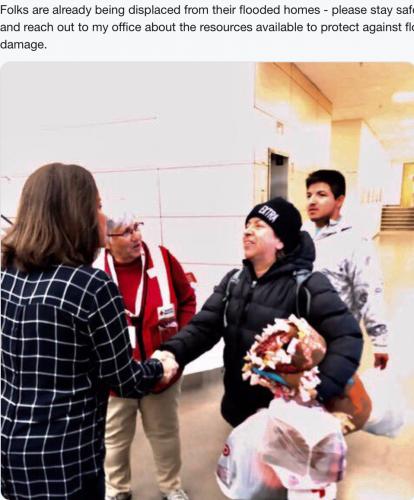 Jordan - Red Cross Visit