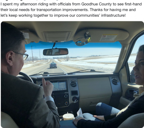 Goodhue County - Transportation Ride Along