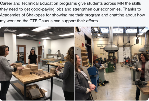 Shakopee - Eduction Programs Discussion