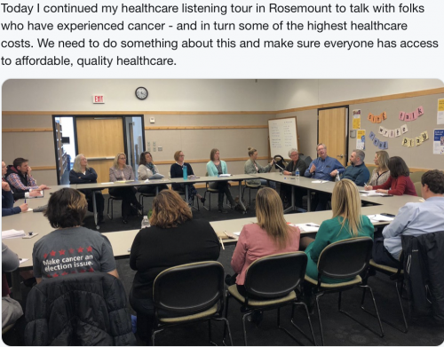 Rosemount - Healthcare Listening Tour