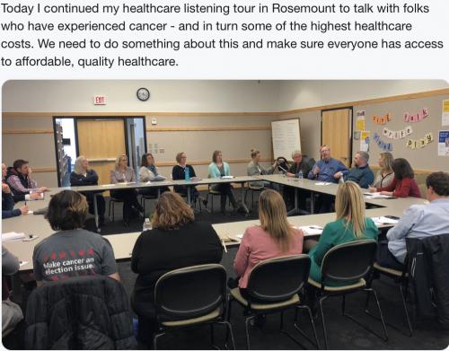 Rosemount - Healthcare Listening Tour