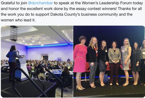 Dakota County Chamber Forum