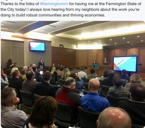 Farmington - State of the City