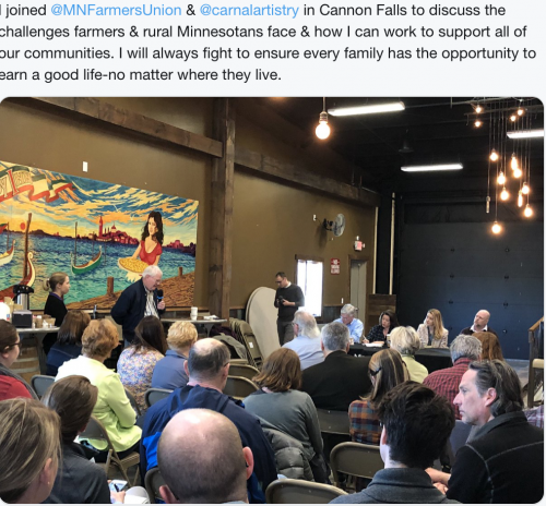 Cannon Falls - Rural/Farm Issues Discussion