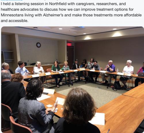 Northfield - Alzheimer's Roundtable