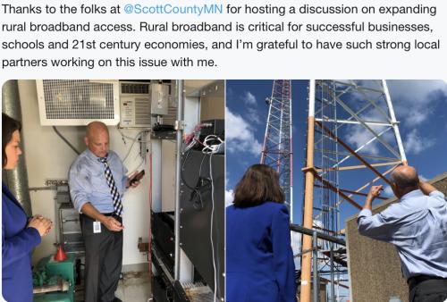 Scott County - Rural Broadband Access Discussion