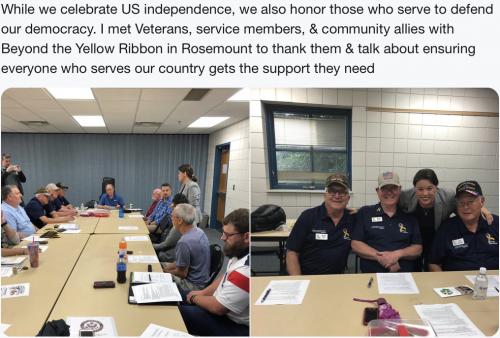 Rosemount - Listening To Veterans