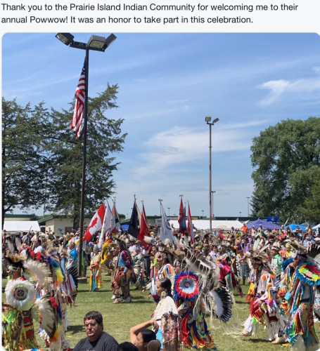 Prairie Island Indian Community Celebration
