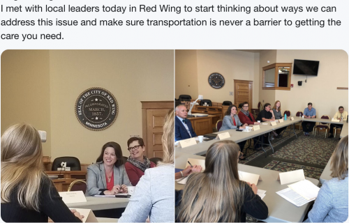 Red Wing - Health Care Access
