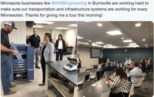 Burnsville - Business Tour