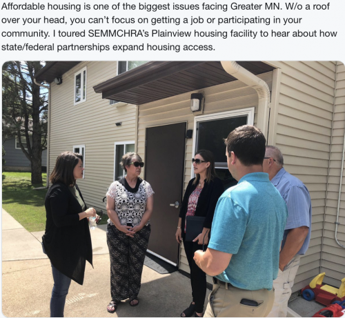 Plainview - Affordable Housing Tour/Discussion
