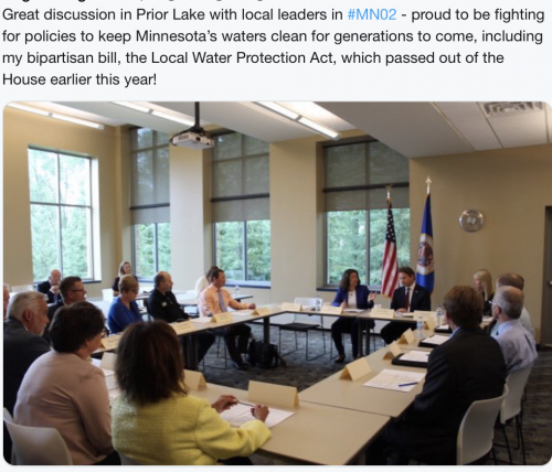 Prior Lake - Water Quality Discussion