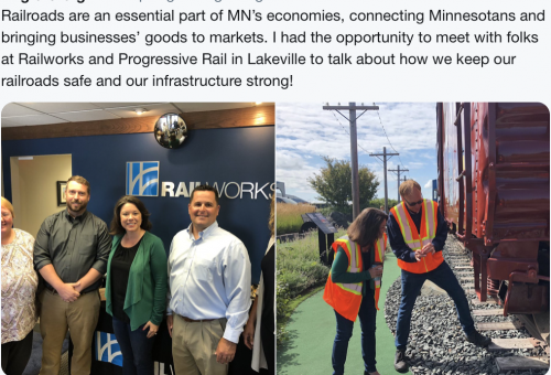 Lakeville - Railroad Safety/Infrastructure