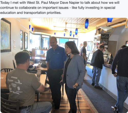 West St. Paul - Collaborating on Education and Infrastructure