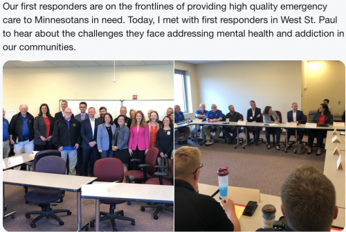 West St. Paul - Mental Health/Addiction Issues