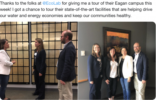 Eagan - Business Tour