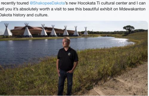 Shakopee - Cultural Center Visit