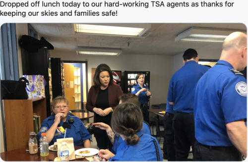 Listening to TSA Workforce