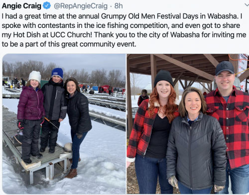 Wabasha - Grumpy Old Men Festival Days