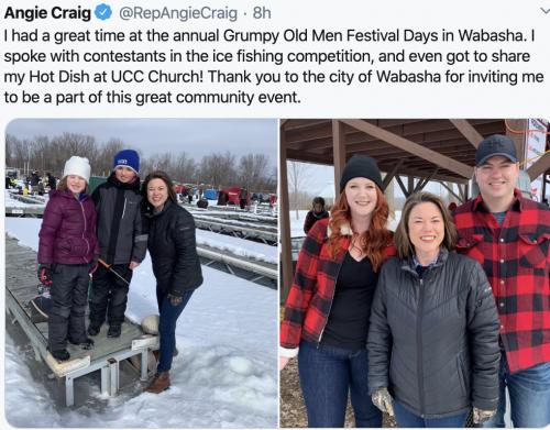 Wabasha - Grumpy Old Men Festival Days