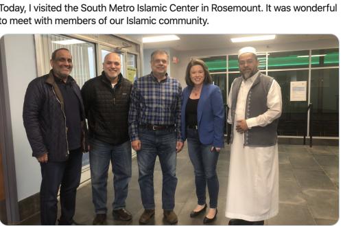 Rosemount - South Metro Islamic Center