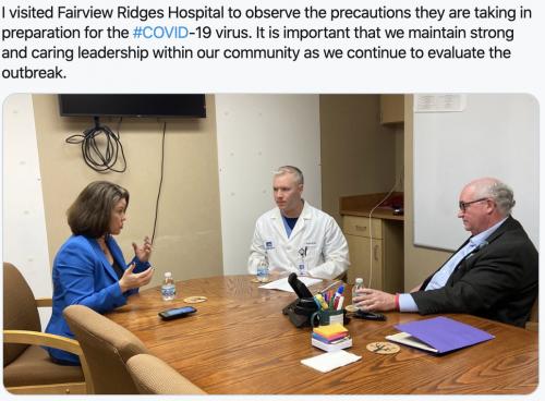Burnsville - Fairview Ridges Hospital