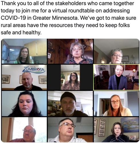 Virtual Listening